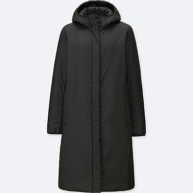 WOMEN BODY WARM LIGHT BENCH COAT