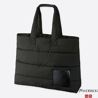 J.W.ANDERSON PADDED TOTE BAG