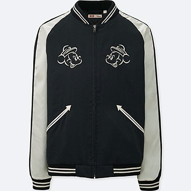 HERREN BOMBERJACKE MICKEY TRAVELS