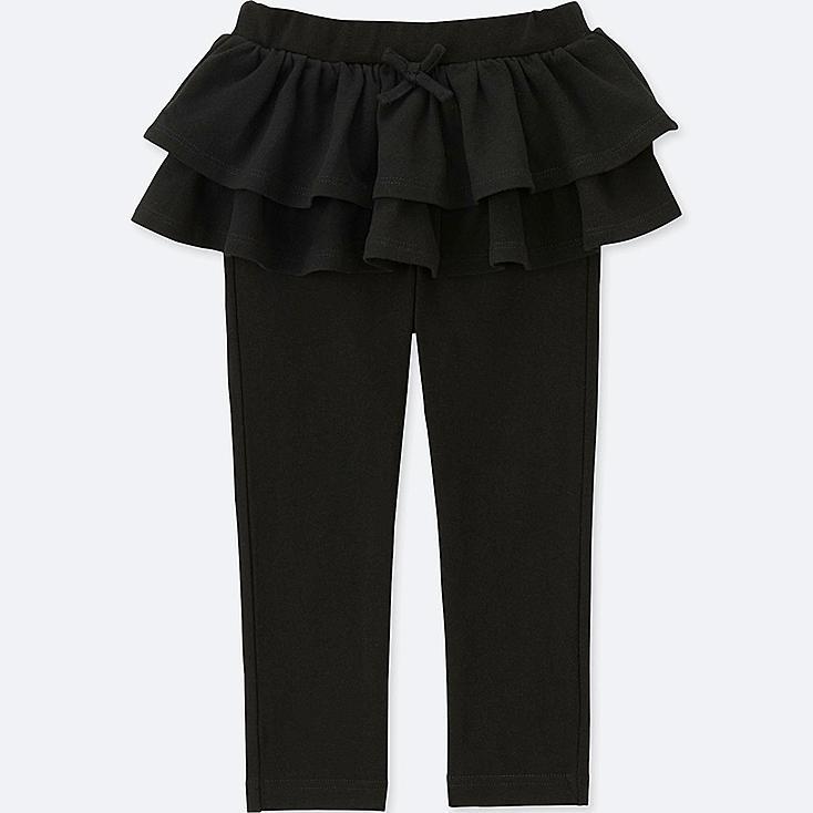 TODDLER CUT&SEWN PANTS, BLACK, large