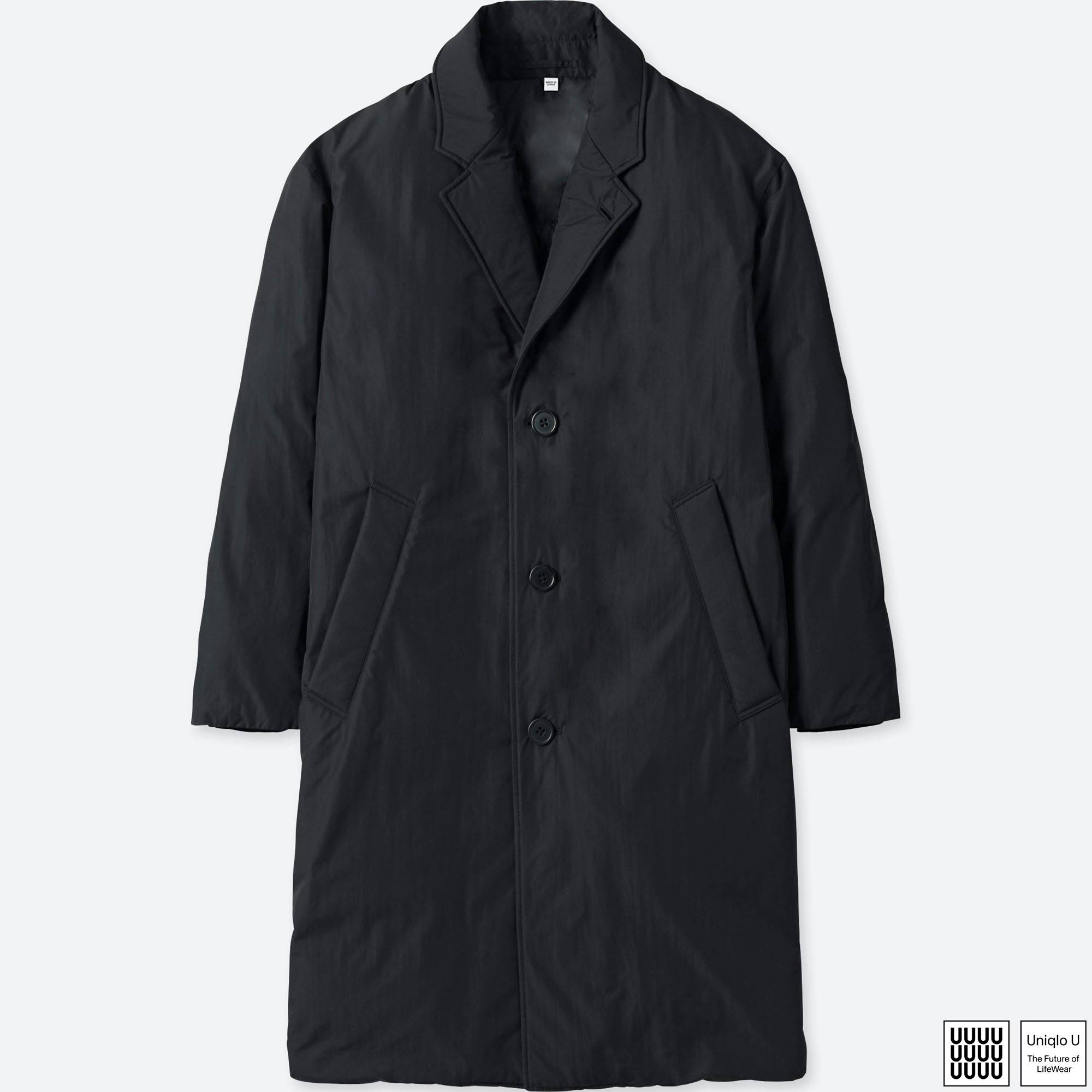 MEN U LIGHTWEIGHT DOWN COAT | UNIQLO US