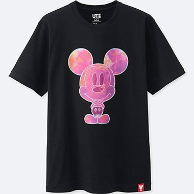 T-SHIRT GRAPHIQUE MICKEY 100 HOMME