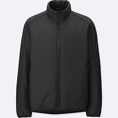 MEN PADDED STAND JACKET