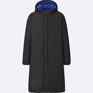 MEN PADDED BENCH COAT