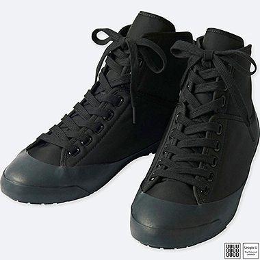 UNIQLO U HI-CUT SNEAKERS