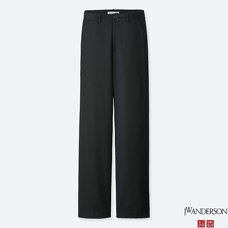 WOMEN J.W.ANDERSON WOOL BLENDED TROUSERS