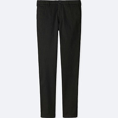PANTALON CHINO ULTRA STRETCH SKINNY FIT HOMME (L34)