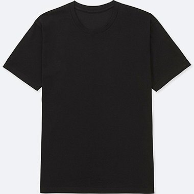 MEN DRY CREW NECK SHORT SLEEVED T-SHIRT (PACKAGED)