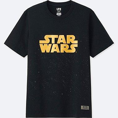 HERREN T-SHIRT BEDRUCKT STAR WARS: Die letzten Jedi