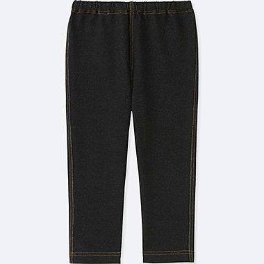 TODDLER LEGGINGS, BLACK, medium