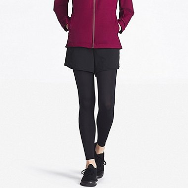 90e7121793b17 WOMEN AIRism PERFORMANCE SUPPORT TIGHTS | UNIQLO US