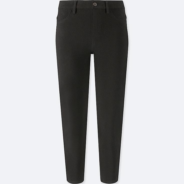 WOMEN CROPPED LEGGINGS PANTS at UNIQLO in Brooklyn, NY | Tuggl