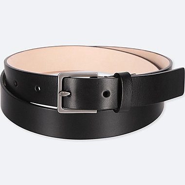WOMEN CLEAN BELT, BLACK, medium