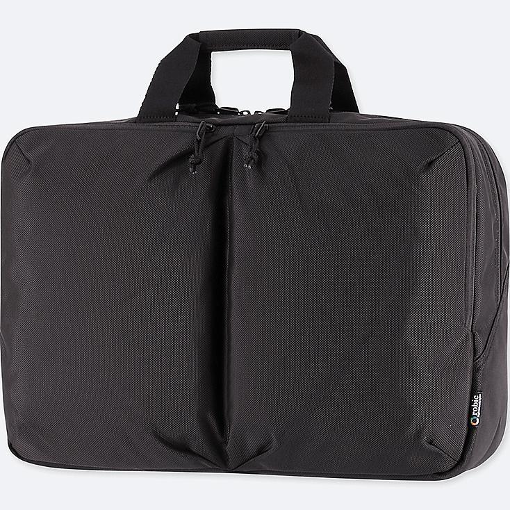 3-WAY BAG, BLACK, large