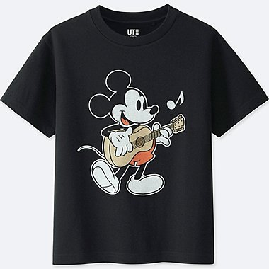 BOYS SOUNDS OF DISNEY SHORT SLEEVE T-SHIRT