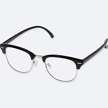BROW LINE COMPUTER GLASSES ANTI BLUE LIGHT