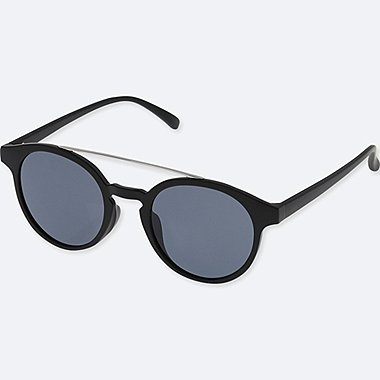 BOSTON BRIDGE SUNGLASSES, BLACK, medium