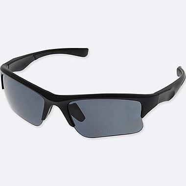 HERREN Halbrand Sonnenbrille