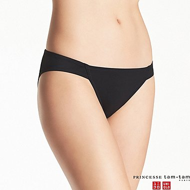 WOMEN PRINCESSE TAM.TAM BIKINI SWIM BOTTOMS, BLACK, medium