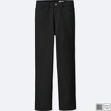 Damen U Slim Fit Straight Jeans (Hoher Bund)