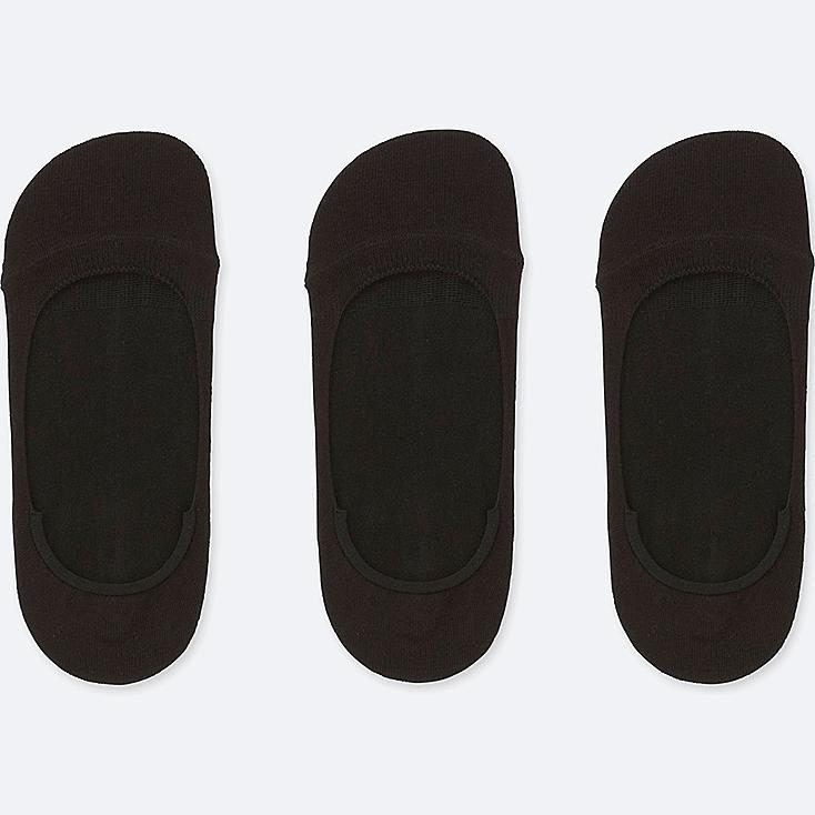 WOMEN LOW-CUT FOOTSIES (3 PAIRS) | Tuggl