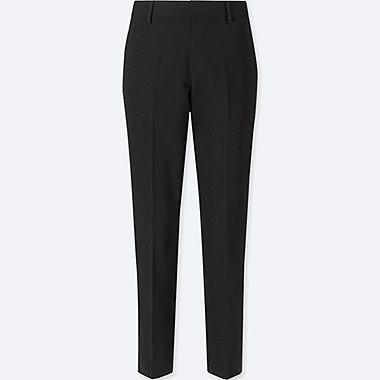 WOMEN SMART STYLE ANKLE LENGTH TROUSERS