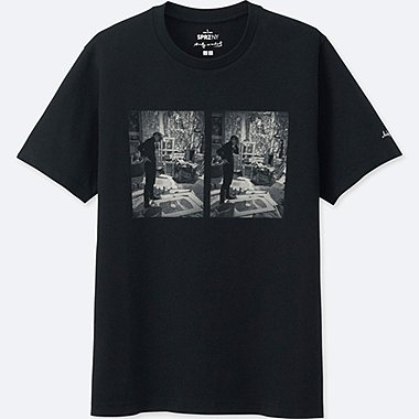 T-SHIRT SPRZ NY SILVER FACTORY (ANDY WARHOL) HOMME