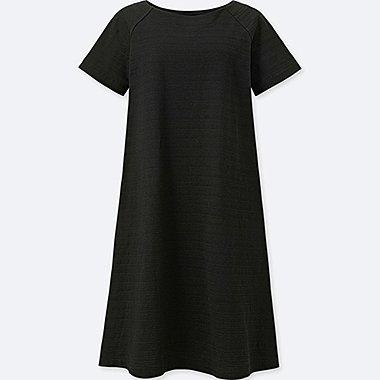 Damen Damen Jaquard Kleid