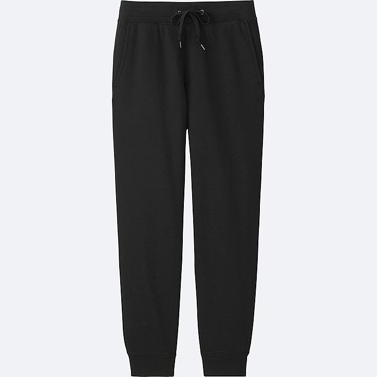 MEN SWEATPANTS, BLACK, large