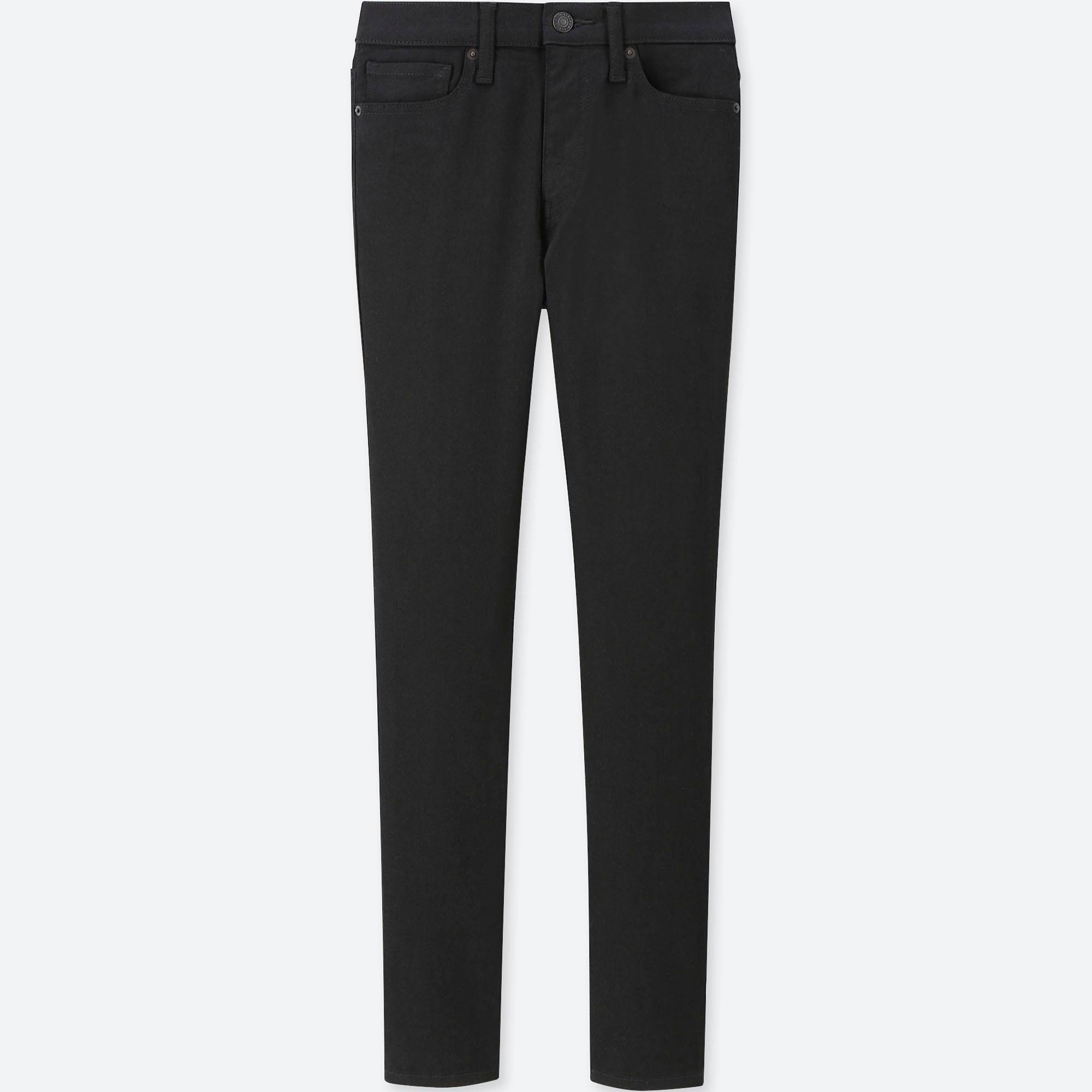 UNIQLO / Jeans women high-rise cigarette jeans