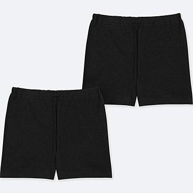 GIRLS Under Shorts
