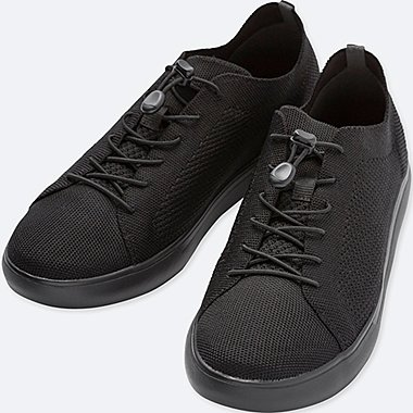 KNIT LIGHTWEIGHT TRAINERS