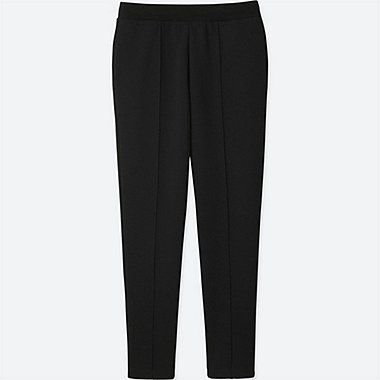 WOMEN DRY SWEATPANTS, BLACK, medium