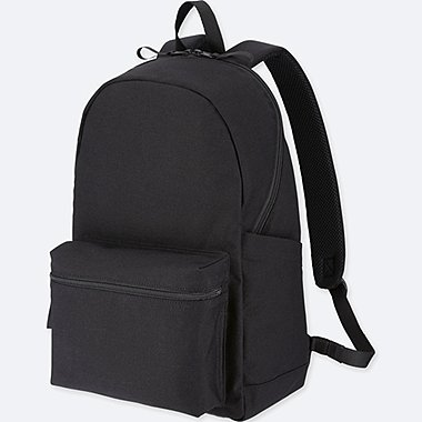 MEN ZIPPED BACKPACK