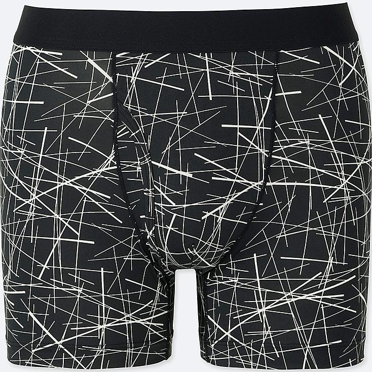 MEN AIRism SPRZ NY BOXER BRIEFS (NIKO LUOMA) at UNIQLO in Brooklyn, NY | Tuggl