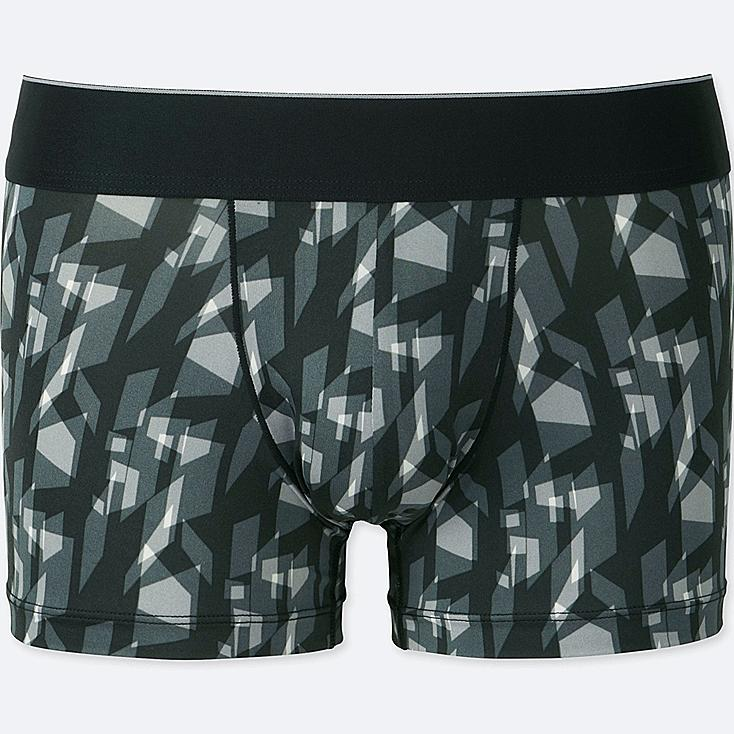 MEN AIRism SPRZ NY LOW-RISE BOXER BRIEFS (NIKO LUOMA) at UNIQLO in Brooklyn, NY | Tuggl