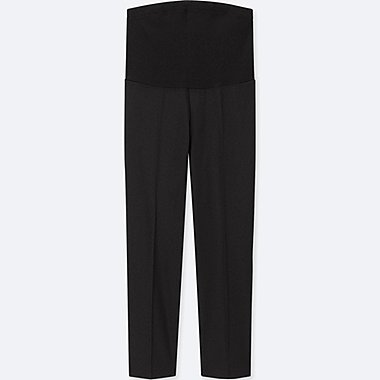 WOMEN MATERNITY EZY ANKLE LENGTH TROUSERS
