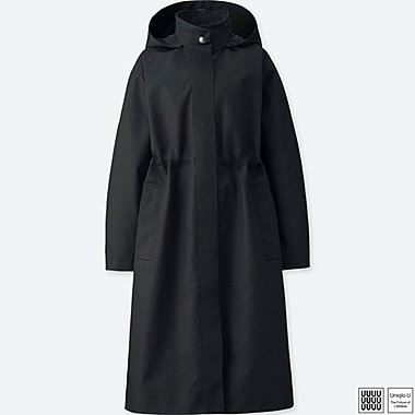 WOMEN UNIQLO U BLOCKTECH COAT