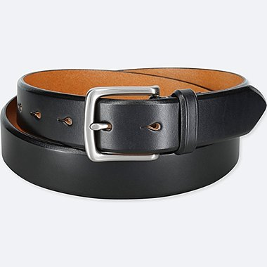 MEN SADDLE LEATHER BELT