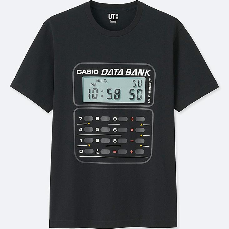 THE BRANDS SHORT-SLEEVE GRAPHIC T-SHIRT (CASIO) | Tuggl