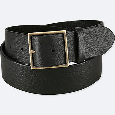 WOMEN LEATHER VINTAGE WIDE BELT