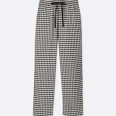 WOMEN FLANNEL PANTS (GINGHAM CHECK)