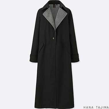 WOMEN HPJ BELTED LONG COAT