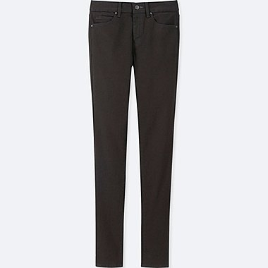 WOMEN ULTRA STRETCH MID RISE SKINNY JEANS (L32)