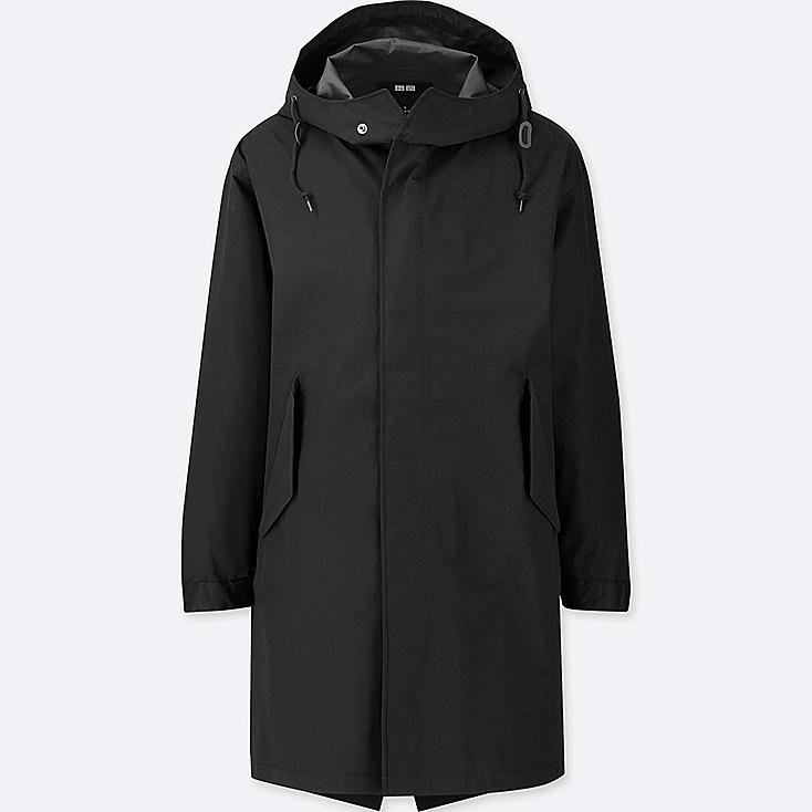 Herren Blocktech Parka by Uniqlo