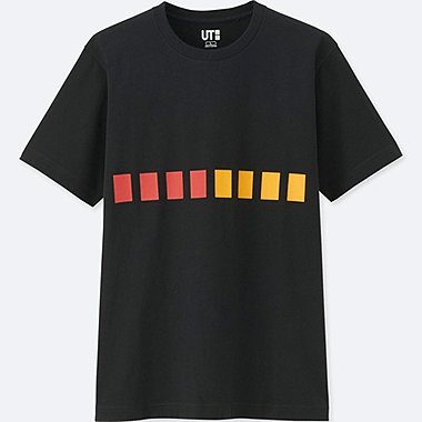 THE BRANDS SHORT-SLEEVE GRAPHIC T-SHIRT (ROLAND), BLACK, medium