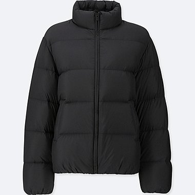 WOMEN ULTRA LIGHT DOWN VOLUME JACKET