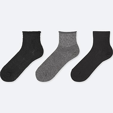 WOMEN Socks (3 PAIRS) (Crew Float)
