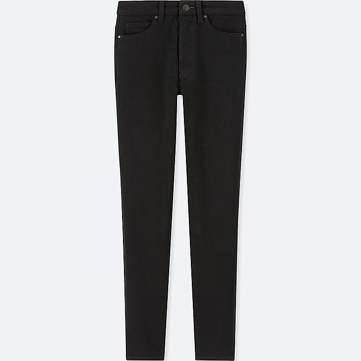 JEAN ULTRA STRETCH TAILLE HAUTE COUPE SKINNY 7/8ÈME FEMME