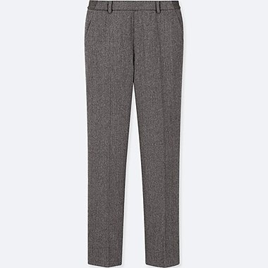 WOMEN EZY TWEED TROUSERS